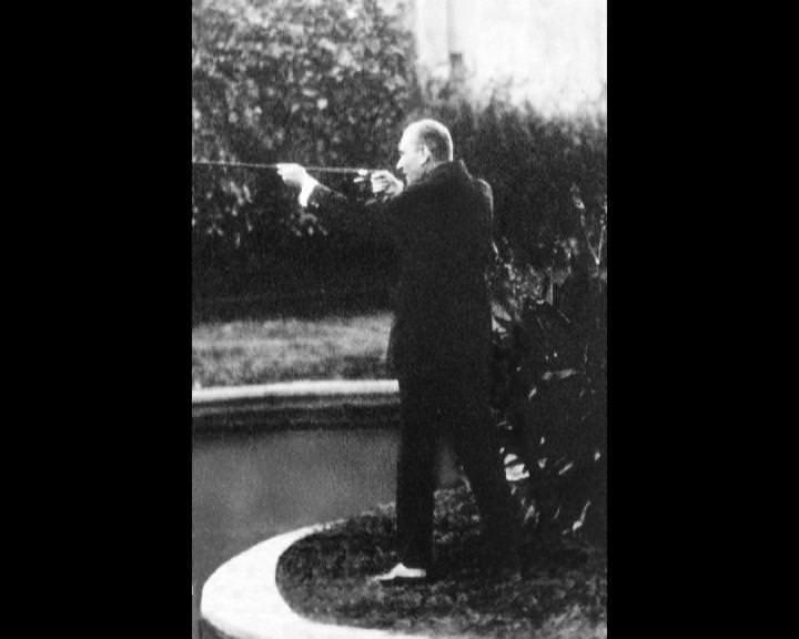 Atatürk'ün bu fotoğraflarını belkide hiç görmediniz galerisi resim 25