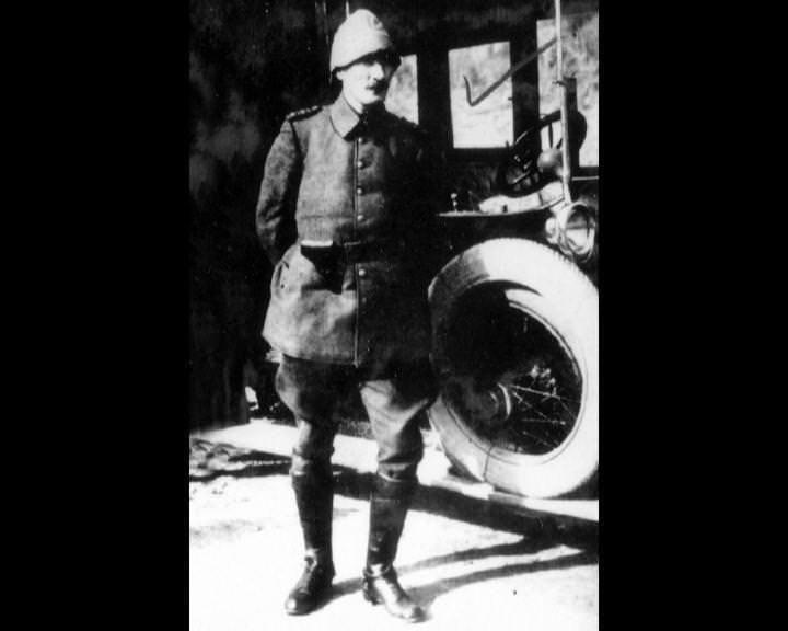 Atatürk'ün bu fotoğraflarını belkide hiç görmediniz galerisi resim 252