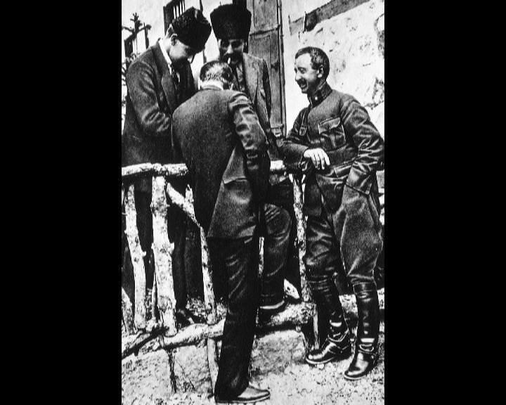 Atatürk'ün bu fotoğraflarını belkide hiç görmediniz galerisi resim 269