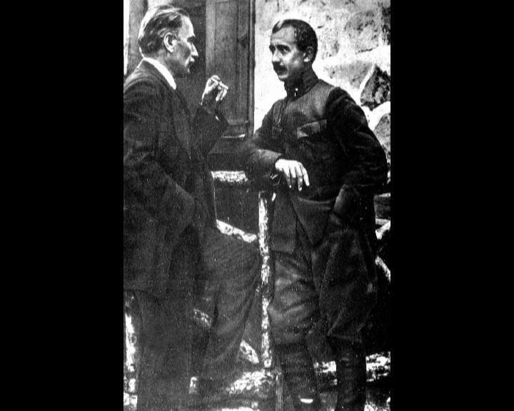 Atatürk'ün bu fotoğraflarını belkide hiç görmediniz galerisi resim 27