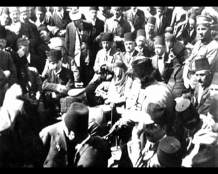 Atatürk'ün bu fotoğraflarını belkide hiç görmediniz galerisi resim 281