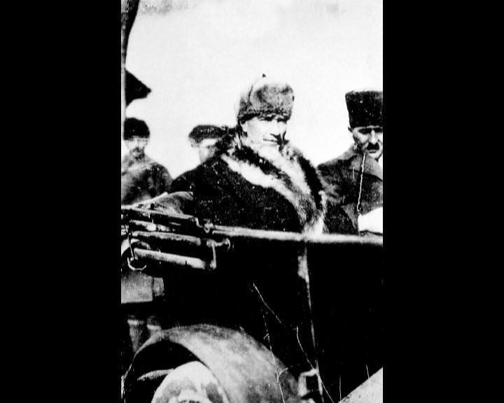 Atatürk'ün bu fotoğraflarını belkide hiç görmediniz... galerisi resim 3