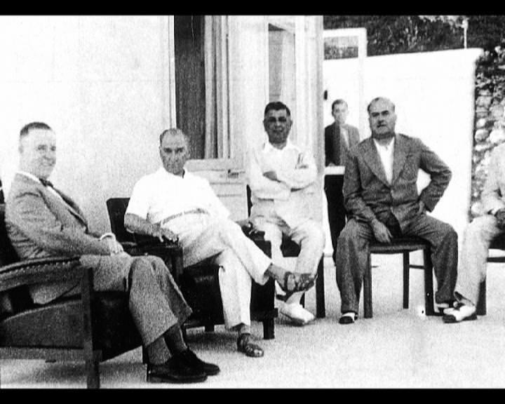 Atatürk'ün bu fotoğraflarını belkide hiç görmediniz galerisi resim 33