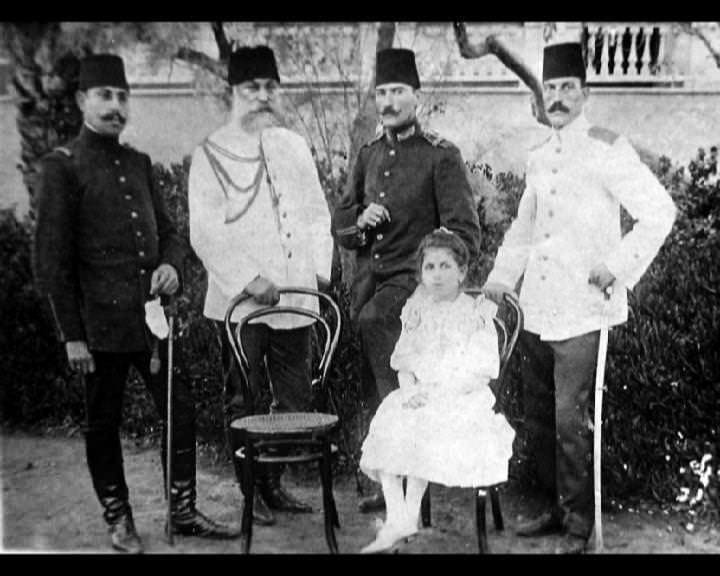 Atatürk'ün bu fotoğraflarını belkide hiç görmediniz galerisi resim 35