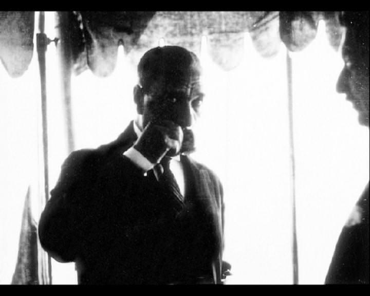 Atatürk'ün bu fotoğraflarını belkide hiç görmediniz galerisi resim 36