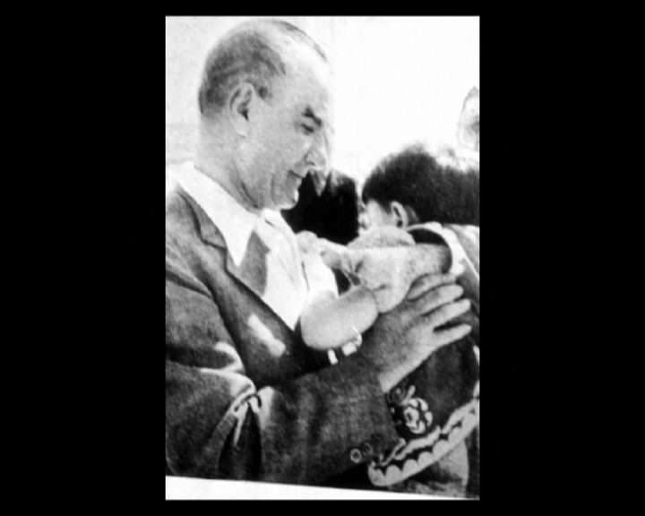 Atatürk'ün bu fotoğraflarını belkide hiç görmediniz... galerisi resim 39