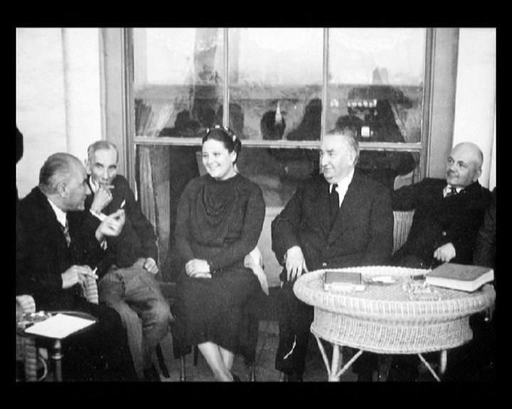Atatürk'ün bu fotoğraflarını belkide hiç görmediniz galerisi resim 41
