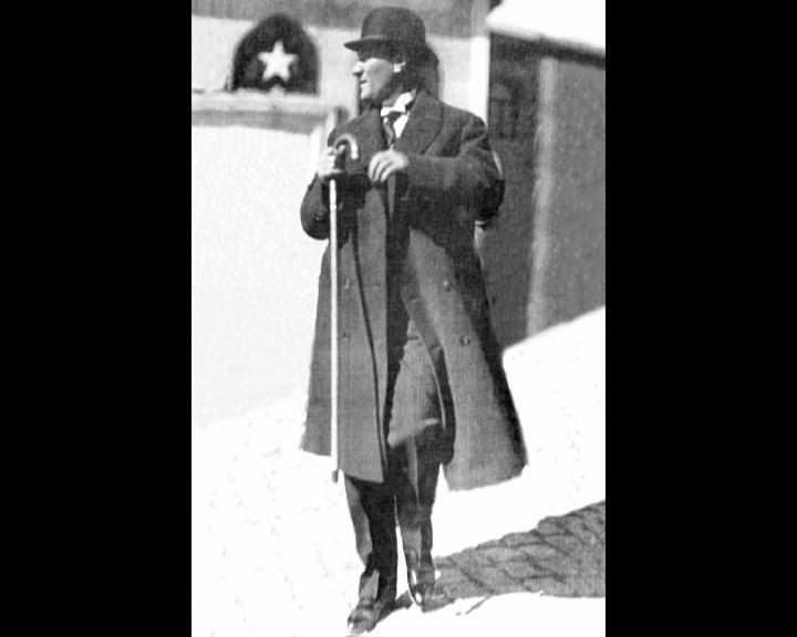 Atatürk'ün bu fotoğraflarını belkide hiç görmediniz galerisi resim 43
