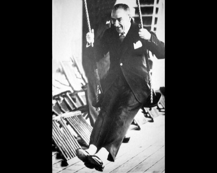 Atatürk'ün bu fotoğraflarını belkide hiç görmediniz galerisi resim 47