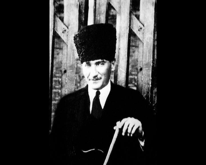 Atatürk'ün bu fotoğraflarını belkide hiç görmediniz galerisi resim 50