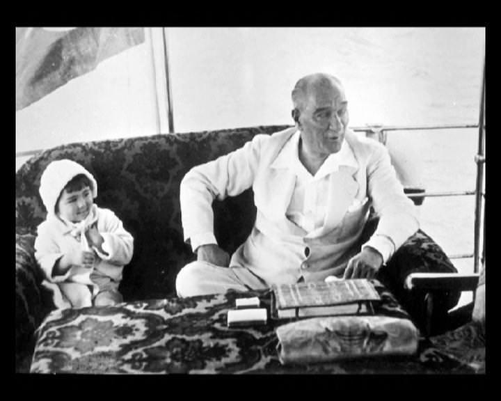 Atatürk'ün bu fotoğraflarını belkide hiç görmediniz... galerisi resim 56
