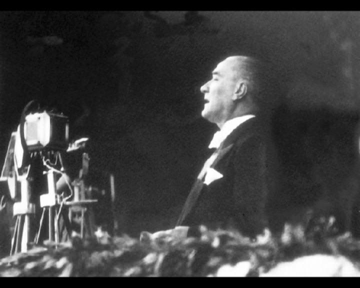 Atatürk'ün bu fotoğraflarını belkide hiç görmediniz galerisi resim 57