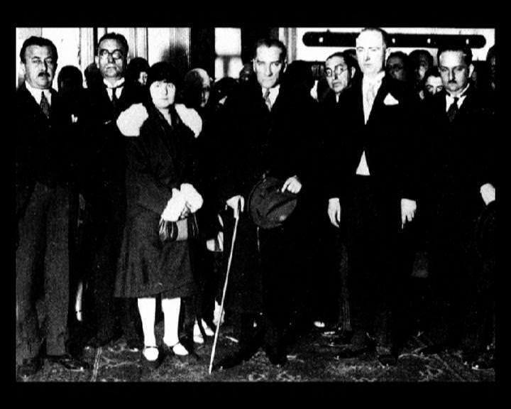 Atatürk'ün bu fotoğraflarını belkide hiç görmediniz... galerisi resim 58