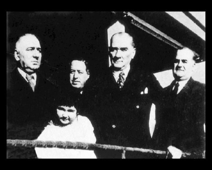 Atatürk'ün bu fotoğraflarını belkide hiç görmediniz... galerisi resim 59