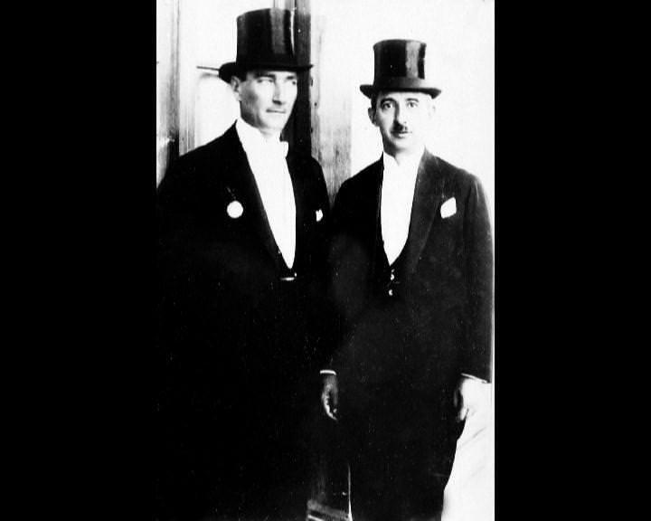Atatürk'ün bu fotoğraflarını belkide hiç görmediniz... galerisi resim 60