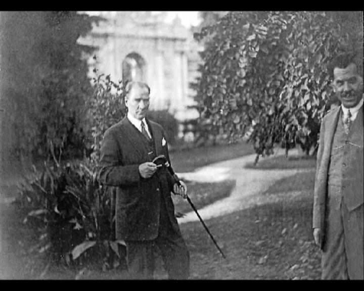 Atatürk'ün bu fotoğraflarını belkide hiç görmediniz galerisi resim 64