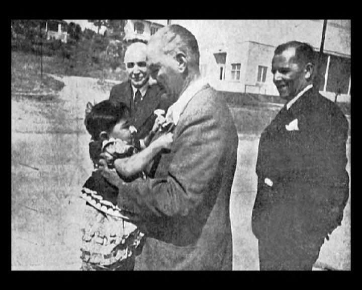 Atatürk'ün bu fotoğraflarını belkide hiç görmediniz galerisi resim 67