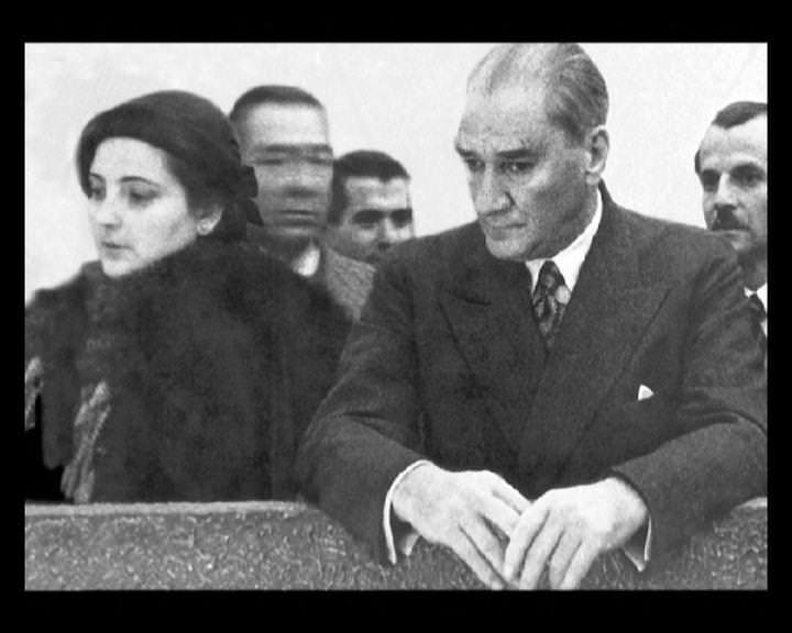 Atatürk'ün bu fotoğraflarını belkide hiç görmediniz galerisi resim 69