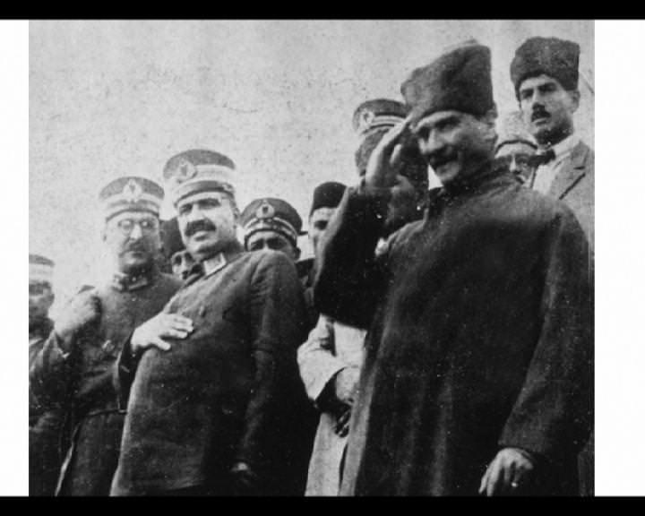 Atatürk'ün bu fotoğraflarını belkide hiç görmediniz... galerisi resim 70