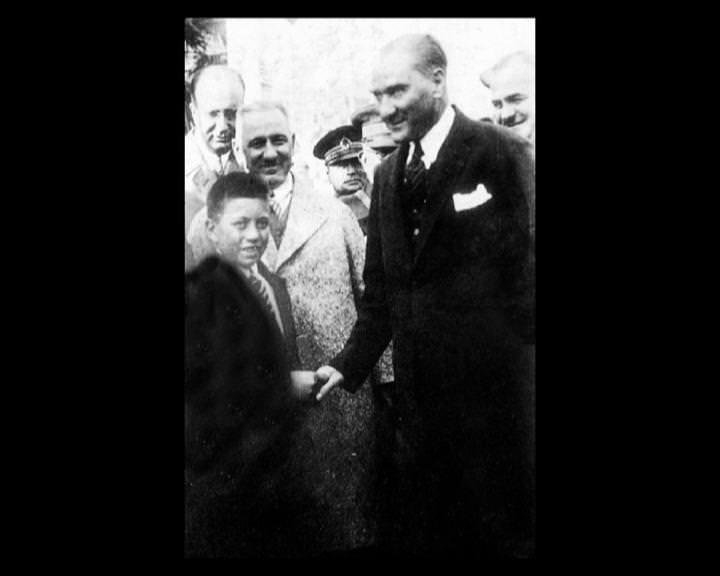 Atatürk'ün bu fotoğraflarını belkide hiç görmediniz galerisi resim 76