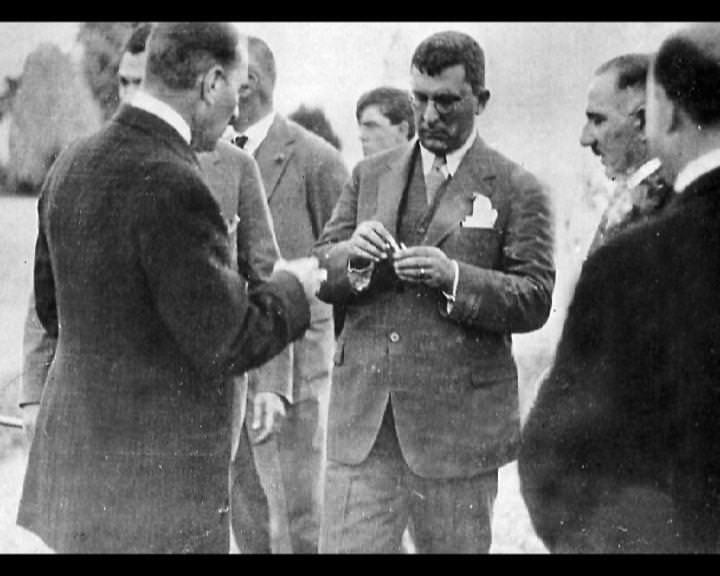 Atatürk'ün bu fotoğraflarını belkide hiç görmediniz galerisi resim 8