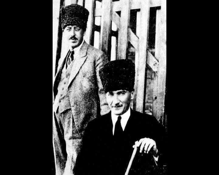 Atatürk'ün bu fotoğraflarını belkide hiç görmediniz galerisi resim 88