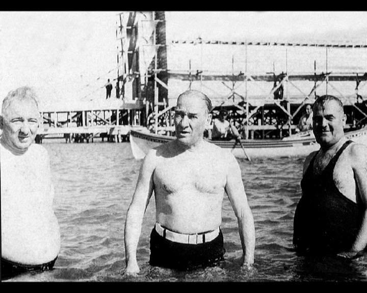 Atatürk'ün bu fotoğraflarını belkide hiç görmediniz galerisi resim 90