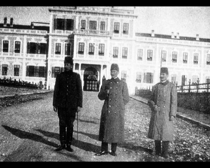 Atatürk'ün bu fotoğraflarını belkide hiç görmediniz galerisi resim 92