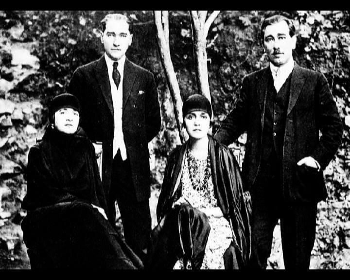Atatürk'ün bu fotoğraflarını belkide hiç görmediniz galerisi resim 97