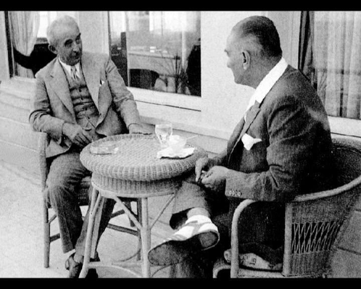 Atatürk'ün bu fotoğraflarını belkide hiç görmediniz... galerisi resim 99
