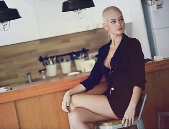 İşte Benim Stilim'in radikal kızı Yeşim Aydın seksi pozları! galerisi resim 7