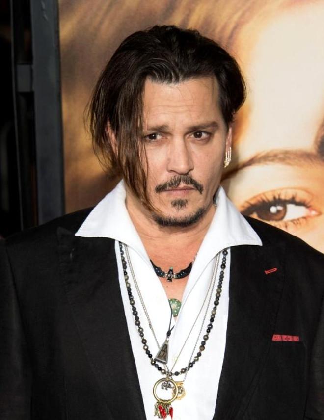 Johnny Depp'in o korkunç görüntüsünün sırrı ortaya çıktı galerisi resim 1