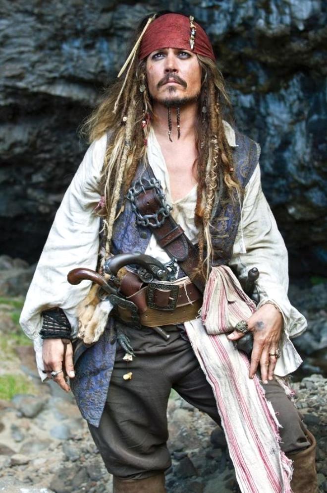 Johnny Depp'in o korkunç görüntüsünün sırrı ortaya çıktı galerisi resim 13