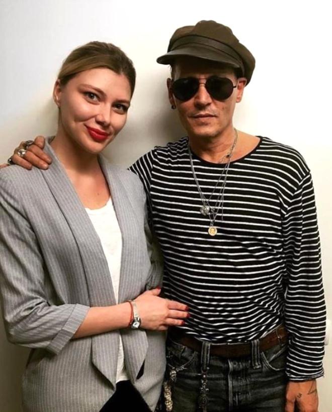 Johnny Depp'in o korkunç görüntüsünün sırrı ortaya çıktı galerisi resim 9