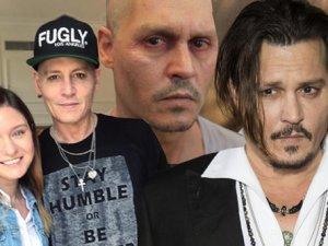Johnny Depp'in o korkunç görüntüsünün sırrı ortaya çıktı