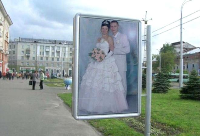 Rus düğünlerinde fotoğraf manyaklıkları galerisi resim 10