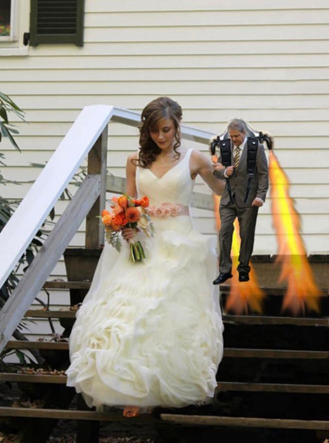 Rus düğünlerinde fotoğraf manyaklıkları galerisi resim 17