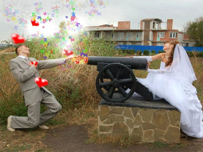 Rus düğünlerinde fotoğraf manyaklıkları galerisi resim 18