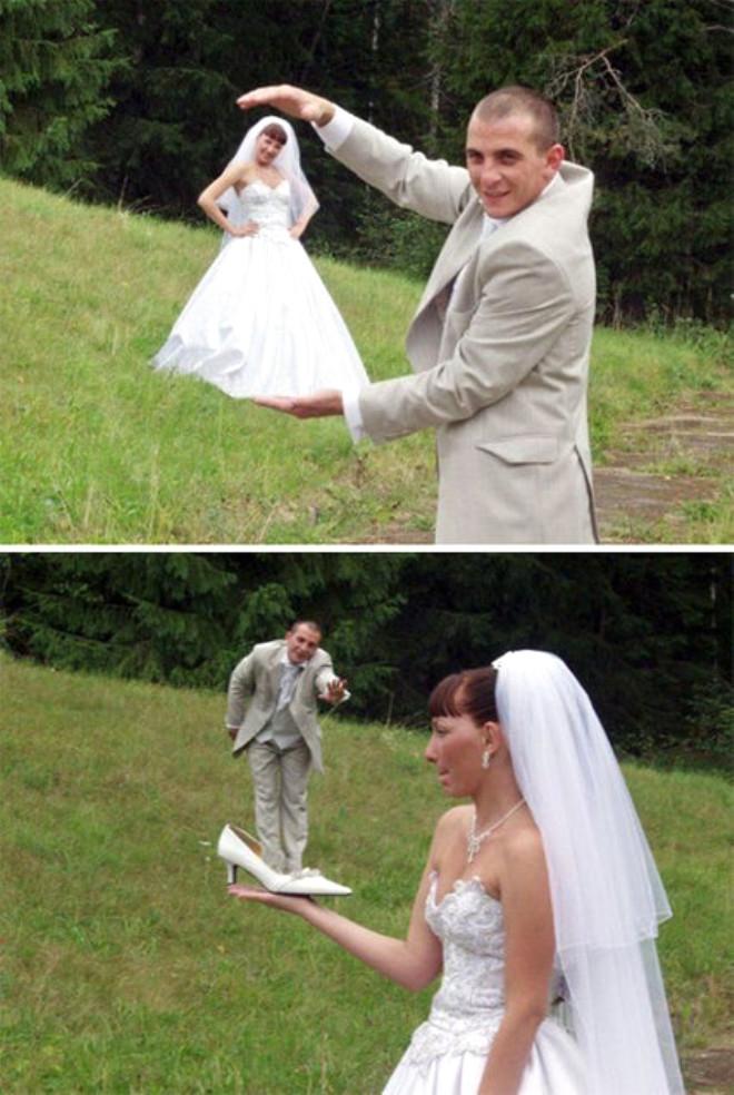 Rus düğünlerinde fotoğraf manyaklıkları galerisi resim 25