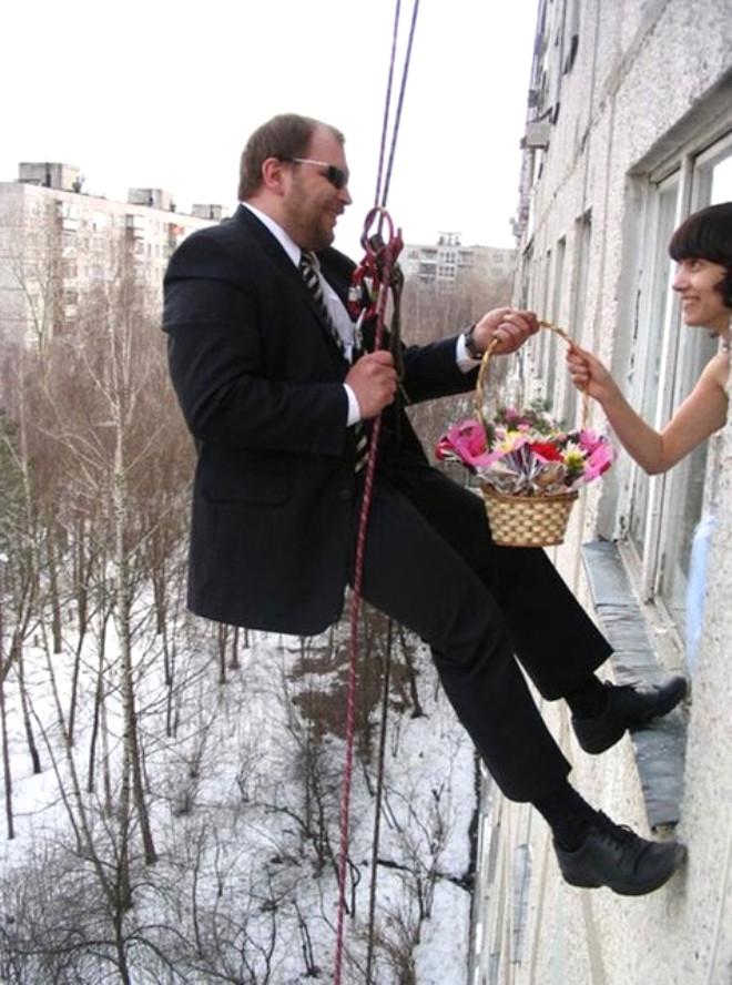 Rus düğünlerinde fotoğraf manyaklıkları galerisi resim 26
