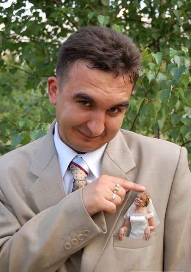 Rus düğünlerinde fotoğraf manyaklıkları galerisi resim 29