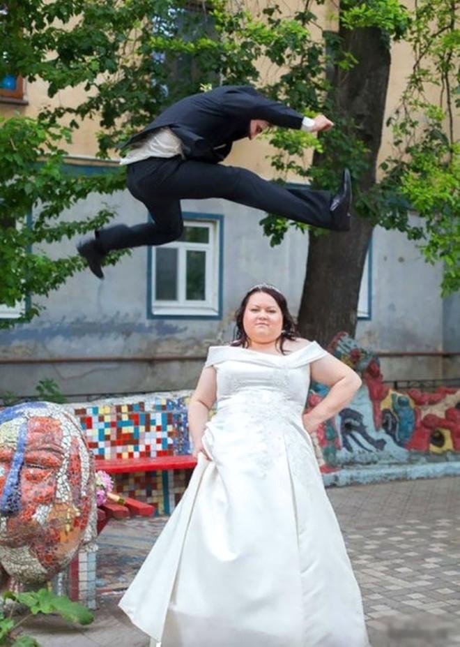 Rus düğünlerinde fotoğraf manyaklıkları galerisi resim 34