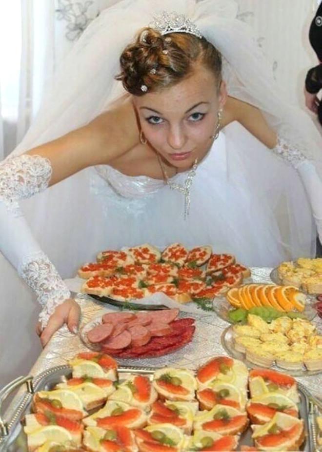 Rus düğünlerinde fotoğraf manyaklıkları galerisi resim 35