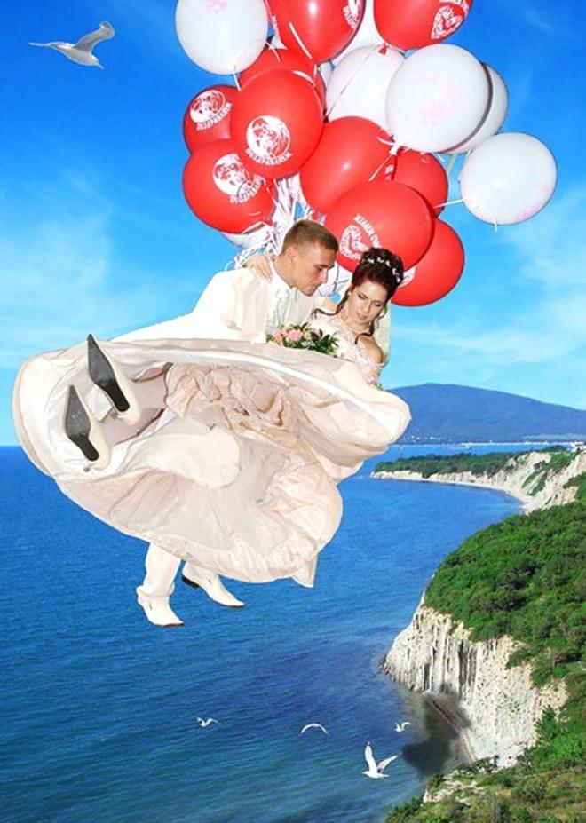 Rus düğünlerinde fotoğraf manyaklıkları galerisi resim 39