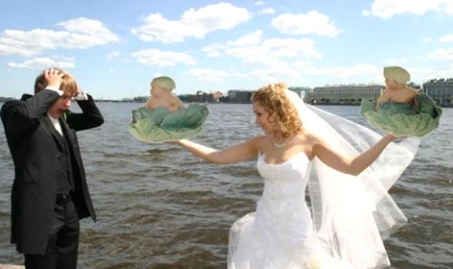 Rus düğünlerinde fotoğraf manyaklıkları galerisi resim 4