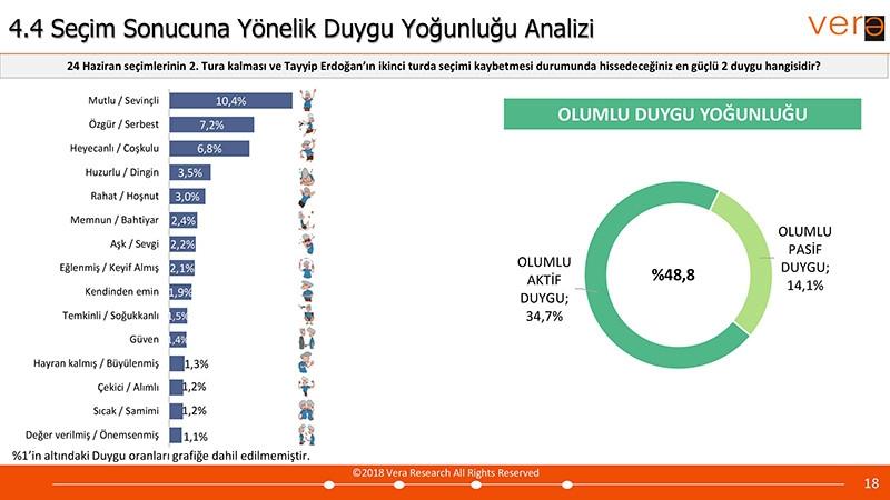 Vera Araştırma 24 Haziran Seçim Anketi Sonuçları galerisi resim 11
