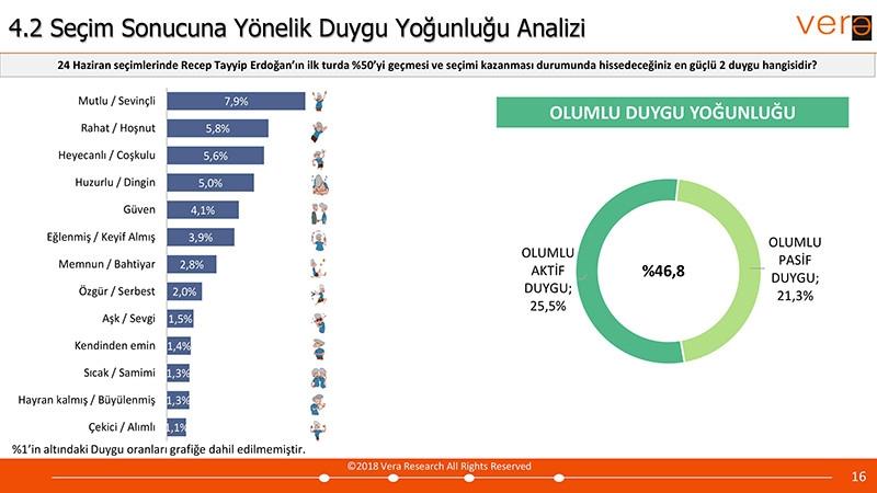 Vera Araştırma 24 Haziran Seçim Anketi Sonuçları galerisi resim 7