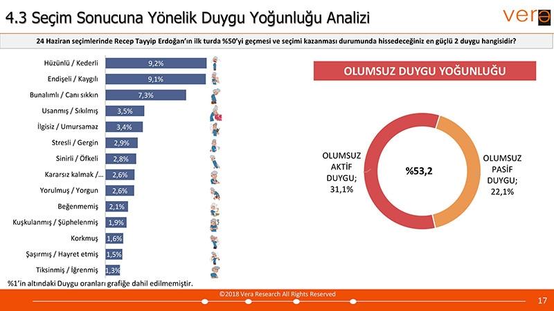 Vera Araştırma 24 Haziran Seçim Anketi Sonuçları galerisi resim 8