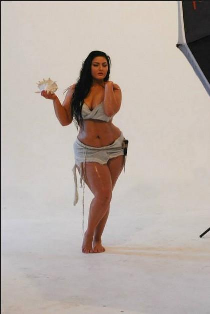 Kardashian'ın Rus versiyonu hayran bıraktı! galerisi resim 10