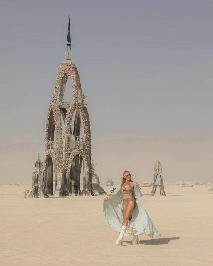 Dünyanın en sıradışı festivali: Burning Man galerisi resim 11